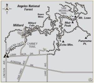 Echo_mountain_trail_map