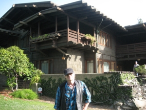 Northwest Corner Gamble House